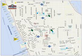 Usa Map New York City by Map Of Greenwich Village Chelsea Soho And Little Italy
