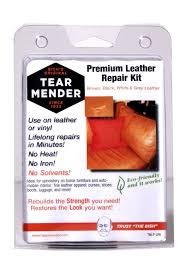 Leather Furniture Repair Kit Tear Mender Patches Refinish Car Sofa - Home furniture repair