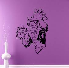 Home Interior Products Online Green Lantern Decals Reviews Online Shopping Green Lantern