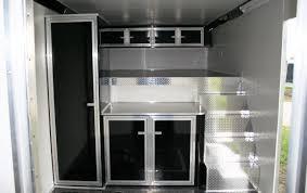 v nose enclosed trailer cabinets v nose trailer cabinet plans cabinet designs
