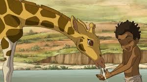 zebra tale u0027zarafa u0027 is a superior animated delight village voice