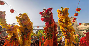 lunar new year events around the world celebrate a happy new year