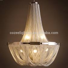 Metal Chain Chandelier Chain Chandelier Chain Chandelier Suppliers And Manufacturers At