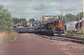 history of the railroads hits the pages mine virginiamn com