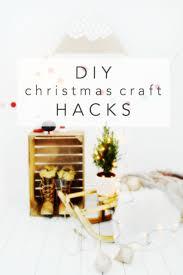 diy christmas craft hacks lapinblu