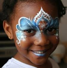face painting ideas for frozen party karneval carnival