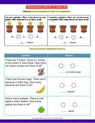 second grade free math worksheets biglearners
