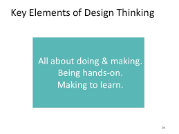 design thinking elements design thinking project management june 2016