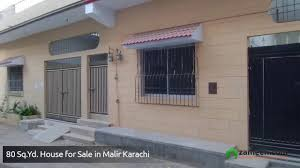 80 sq yards house inside gated community for sale in malir karachi