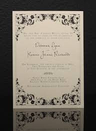 Custom Designed Wedding Invitations Invitations And Announcements Print Raven