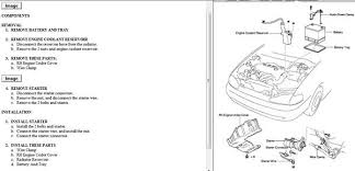 engine diagram 99 corolla starter fixya