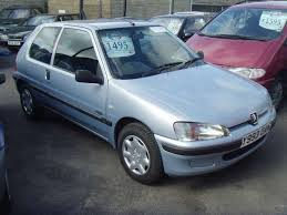 blue peugeot for sale peugeot 106 review and photos