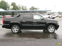 Avalanche Gmc Car Picker Black Chevrolet Avalanche