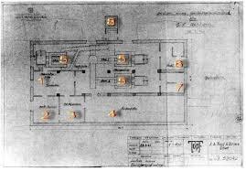 gaz chambre à gaz plan d une chambre à gaz et de crématoire firme topf und söhne