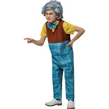Pajama Halloween Costume Ideas Grandpa Costume Walmart Com