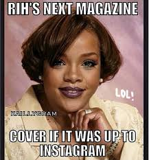 Nipples Meme - see rihanna s hilarious response to the banning of her nipple pics