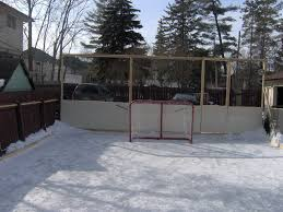 which backyard ice rink concept is for you