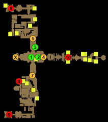 dungeon siege 3 map maps act 5 dungeon siege iii guide gamepressure com