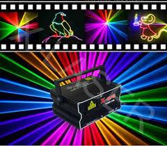 china color rgb 1w 5w laser light professional dj equipment