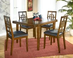 ashley dining room chairs furniture hyland red carpet ashley furniture dining room