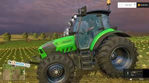 lamborghini tractor lamborghini nitro 120 t4i vrt tractor fs15 mods