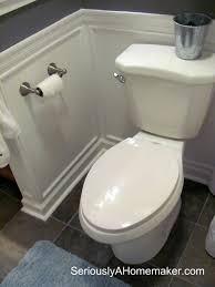 bathroom interesting design ideas using white toilets and white