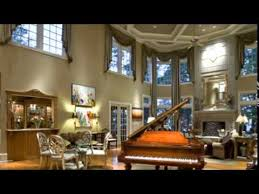 Decorating Ideas For Living Rooms With High Ceilings How To Decorate An Interior With High Ceilings