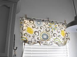 Balloon Curtains For Kitchen by Susie Harris Fun Faux Roman Shades