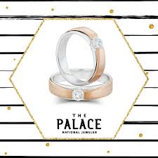 harga wedding ring wedding ring collection by the palace jeweler bridestory