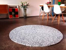 teppich kinderzimmer rund runder teppich wolle herrlich teppich rund wolle 17138 haus ideen