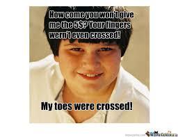 Annoying Childhood Friend Meme - annoying childhood friend by kryptokprior meme center