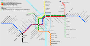 Portland Public Transportation Map by File Portland Rail Map Svg Wikimedia Commons