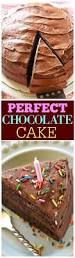 luxury chocolate layer cake decorate with chocolate curls