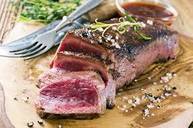 boeuf cuisiné recette côte de bœuf en croûte de sel