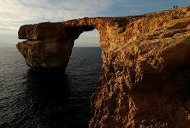 what is azure window malta u0027game of thrones u0027 rock formation