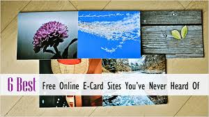 free electronic greeting cards 6 best free online e card you ve probably never heard of