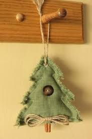 primitive ornaments primitive felt tree