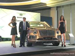 bentley bentayga render bentley bentayga archives indian autos blog