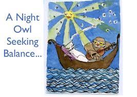 Seeking Capitulo 1 A Owl Seeking Balance