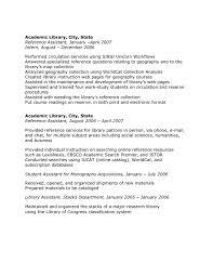 Sample Effective Resume by 25 Public Librarian Resume Samples Vinodomia
