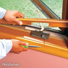 Awning Window Operators How To Replace A Casement Window Crank Operator Family Handyman