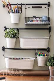 Desk Organization Accessories by Updating And Organizing The Craft Room Unskinny Boppy