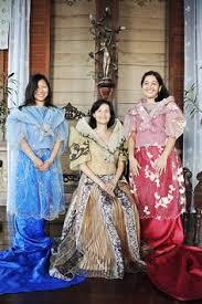 kimona dress traditional philippine dress baro at saya baro is blouse and saya