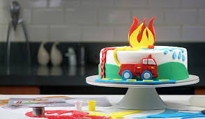 firetruck cake diy firetruck cake that is so easy kits and simple steps