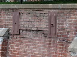 Basement Foundation Repair Methods by Retaining Wall Repair In Louisville Lexington Frankfort Ky