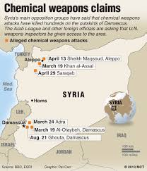 Map Of Syria by Obama To Ask Congress Support For An Intervention In Syria