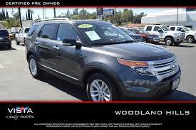 Ford Explorer Xlt 2015 - used 2015 ford explorer for sale woodland hills ca