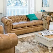 canape classique messier l 4383 canapé classique à 3 places tonin casa revêtu de