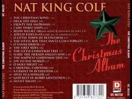 nat king cole christmas album nat king cole o tannenbaum a brown christmas
