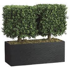 Azalea Topiary Artificial Hedges